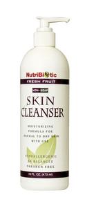 NutriBiotic, Skin Cleanser, Non-Soap, Fresh Fruit, 16 fl oz (473 ml)