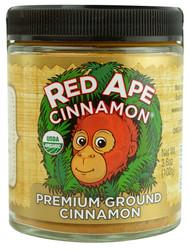 3 PACK of Red Ape Cinnamon Organic Premium Ground Cinnamon -- 3.6 oz
