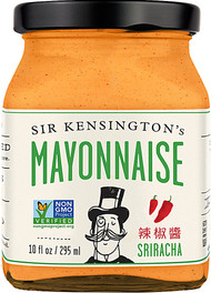 3 PACK of Sir Kensingtons Mayonnaise Sriracha -- 10 fl oz