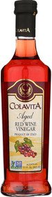 3 PACK of Colavita Aged Red Wine Vinegar -- 17 fl oz