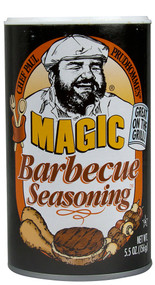 3 PACK of Chef Paul Prudhommes Magic Seasoning Blends Barbecue -- 5.5 oz