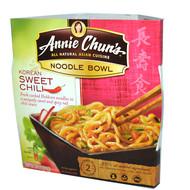 3 PACK of Annie Chuns Noodle Bowl Korean Sweet Chili -- 8 oz