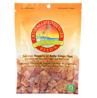 3 PACK of Reeds Crystallized Ginger Candy -- 3.5 oz