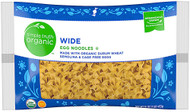 3 PACK of Simple Truth Organic Egg Noodles Wide -- 16 oz