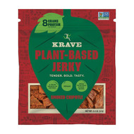 3 PACK OF Krave Plant-Based Jerky Korean BBQ -- 2.2 oz