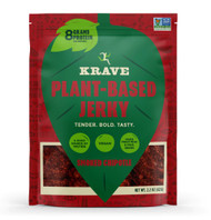 Krave Plant-Based Jerky Smoked Chipotle -- 2.2 oz