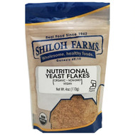 Shiloh Farms Nutritional Yeast Flakes -- 4 oz