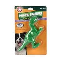 Arm & Hammer T-Rex Dog Chew Toy Mint -- 1 Toy