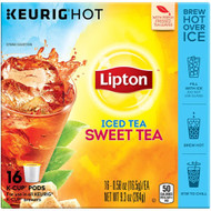 Lipton Sweet Iced Tea -- 16 K-Cups