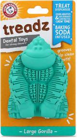 Arm & Hammer Super Treadz Gorilla Chew Toy For Dogs -- 1 Toy