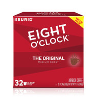 Eight O'Clock Coffee Single Serving K-Cups Original -- 32 K-Cups