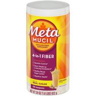 Metamucil Psyllium Fiber Supplement Unflavored -- 29 oz
