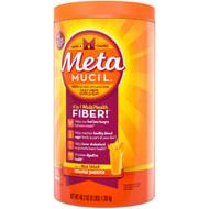 Metamucil Psyllium Fiber Supplement Orange -- 48.2 oz