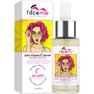FaceMe 20% Vitamin C Serum with Plant Stem Cells -- 1 Lamp