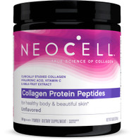 NeoCell Collagen Protein Peptides Unflavored -- 8.6 oz