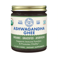 Pure Indian Foods Organic Ashwagandha Ayurvedic Ghee -- 5.3 oz