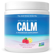 Natural Vitality Calm Raspberry Lemon -- 8 oz