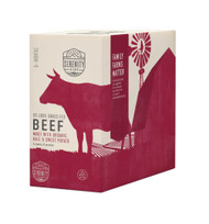 Serenity Kids Grass Fed Beef with Organic Kale and Sweet Potato Pouch -- 3.5 oz Each / Pack of 6