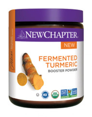 New Chapter Fermented Turmeric Booster Powder -- 1.48 oz