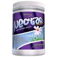 Syntrax Nectar Whey Protein Isolate Powder Medica Unflavored -- 1 lb