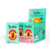 Joolies Organic Mejool Dates Snack Packs -- 1.4 oz Each / Pack of 12