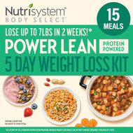 Nutrisystem Body Select Power Lean 5 Day Weight Loss Kit -- 1 Kit