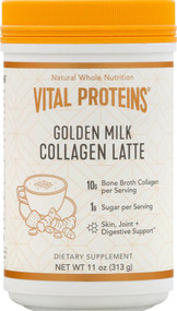 Vital Proteins Collagen Latte Golden Milk -- 11 oz