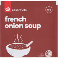 3 PACK OF Essentials Packet Soup Mix French Onion 40g