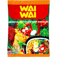 5 PACK of Wai Wai Oriental Instant Noodles 60g
