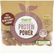 5 PACK of Macro Hemp Protein Power Hemp 30g