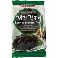 5 PACK of A+ Snacks Seaweed 4.5g