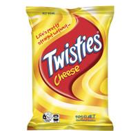 5 PACK of Twisties Cheese Snacks 90g