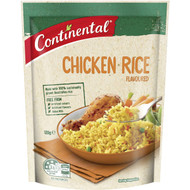 5 PACK of Continental Flavoured Rice Chicken 120g
