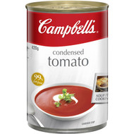 5 PACK of Campbell's Canned Soup Tomato Condensed 420g
