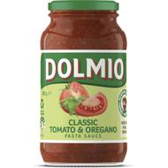 5 PACK of Dolmio Traditional Recipe Classic Tomato & Oregano Pasta Sauce 500g