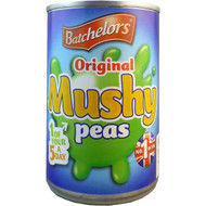 5 PACK of Batchelors Mushy Peas Canned Original 300g