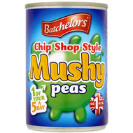 5 PACK of Batchelors Mushy Peas Canned Chip Shop 300g