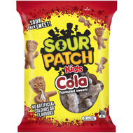5 PACK of Sour Patch Kids Cola  220g