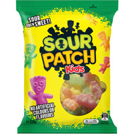 5 PACK of The Natural Confectionery Co. Sour Patch Kids  220g bag