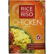 5 PACK of Rice A Riso Flavoured Rice Chicken 180g