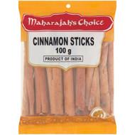 5 PACK of Maharajah's Choice Cinnamon Quills  100g
