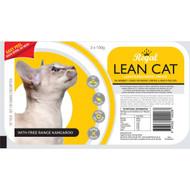 5 PACK of Regal Lean Cat Mince 2x100g