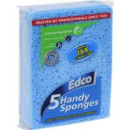 5 PACK of Edco Handy Sponge 5 pack