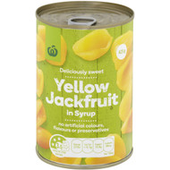 5 PACK of WW Canned Yellow Jackfruit  425g