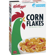 5 PACK of Kellogg's Corn Flakes Breakfast Cereal 220g