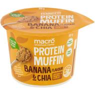 5 PACK of Macro Breakfast Muffin Banana & Chia 80g