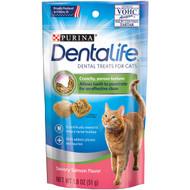 5 PACK of Dentalife Salmon Cat Treats 51g