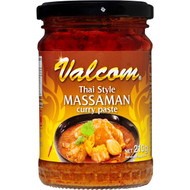 5 PACK of Valcom Paste Massaman Curry 210g