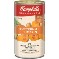 5 PACK of Campbell's Country Ladle Canned Soup Butternut Pumpkin 505g