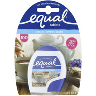 5 PACK of Equal Sweetener Tablets 100pk